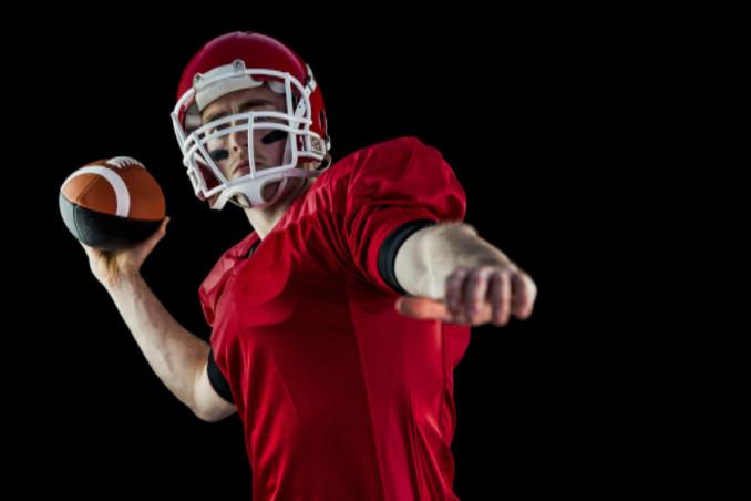 Quarterback with football: CannaSensation CBD or Hemp Blog